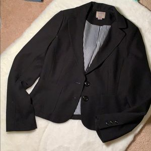 Forever 21 medium black blazer